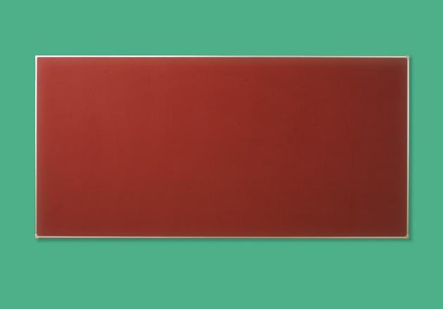 Wittler Pinnwand Flannelstoff Rot