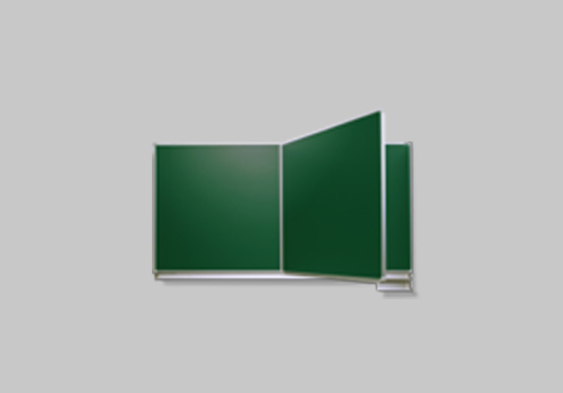 Buchschiebetafel ohne Höhenverschiebung