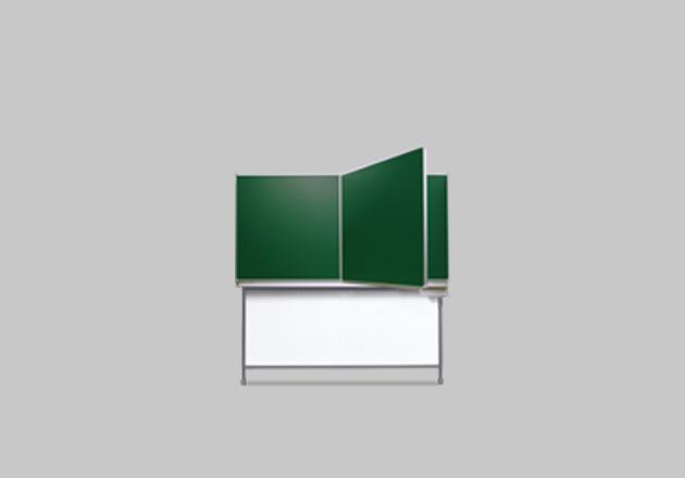 Buchschiebetafel Unterbau Gegengewicht