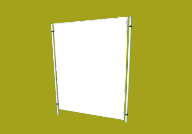 Stellwand Whiteboard