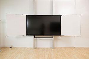 Interaktive Schultafel - als interaktives Display