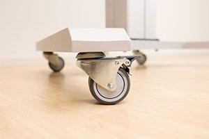 Interaktive Boards - Leichtlaufrollen für jeden Boden