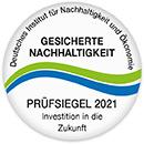 Umweltsiegel Nachhaltigkeit Wittler 2021