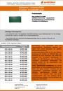 Produktdatenblatt kreidetafel gruen
