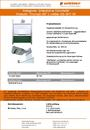 Datenblatt Triumphboard Doppelschiebetafel